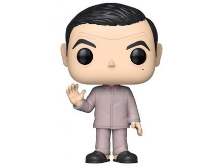 Figura - MR Bean, Pajamas/Teddy Bear chase