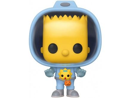 Figura - POP Animation, Simpsons, Bart &; Chestburster Maggie - The Simpsons