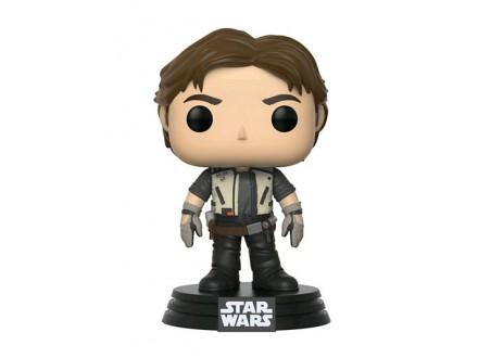 Figura - POP Bobble, Star Wars, Solo Young Han - Star Wars