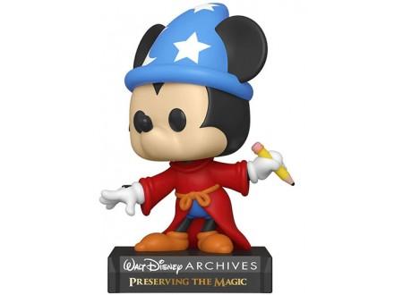 Figura - POP Disney, Archives, Sorcerer Mickey - Mickey Mouse