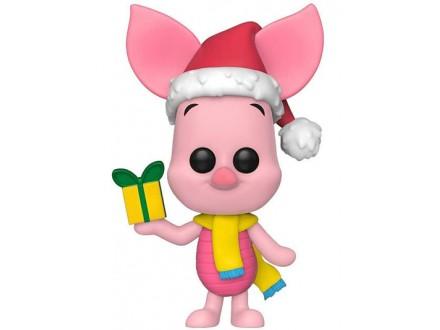 Figura - POP Disney, Holiday Piglet - Disney