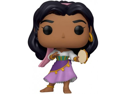Figura - POP Disney, Hunchback of Notre Dame, Esmeralda - Disney