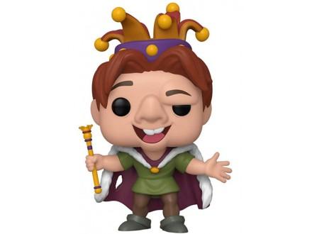 Figura - POP Disney, Hunchback of Notre Dame, Quasimodo (Fool) - Disney
