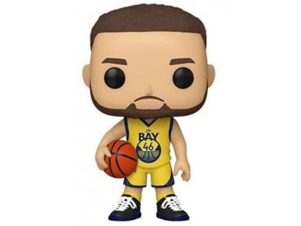 Figura - POP NBA, Golden State Warriors, Steph Curry (Alternate)