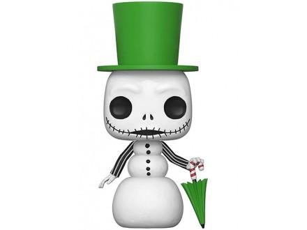 Figura - POP Vinyl, The Nightmare Before Christmas, Snowman Jack Skellington - Nightmare Before Christmas