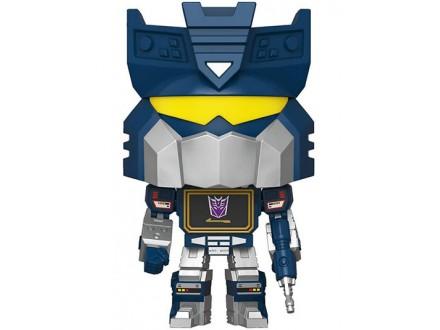 Figura - POP Vinyl, Transformers, Soundwave - Transformers