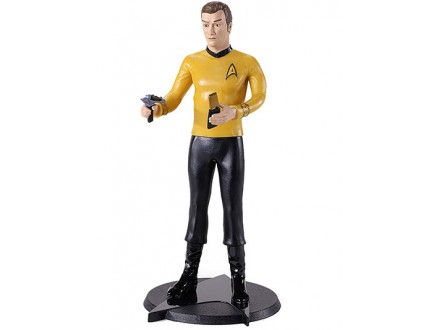 Figura - Star Trek, Kirk, Bendyfigs - Star Trek