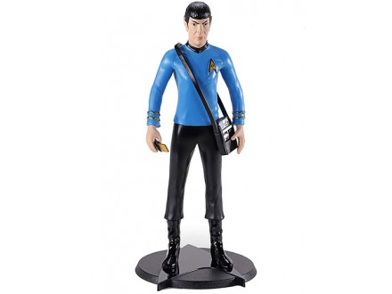 Figura - Star Trek, Spock, Bendyfigs - Star Trek