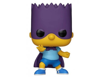 Figura - The Simpsons: Bartman