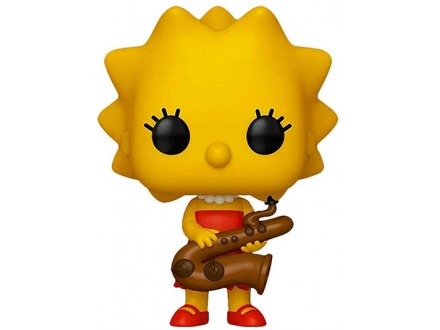 Figura - The Simpsons, Lisa with Saxophone