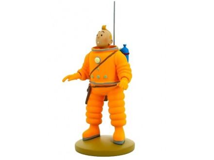 Figura - Tintin, Astronaut - Tintin