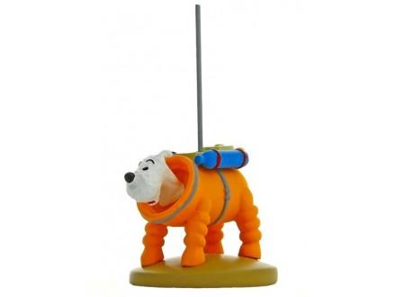 Figura - Tintin, Snowy, Astronaut - Tintin