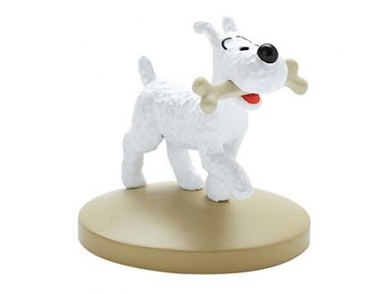 Figura - Tintin, Snowy, Bone - Tintin