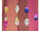 Figurice od svetiljki za jelku - Jugoslavija BESP. POŠT