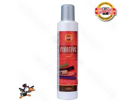 Fiksativ Koh-I-Noor sprej UV Fixative 300ml Art.142598