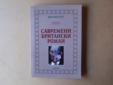 Filip Tju - SAVREMENI BRITANSKI ROMAN