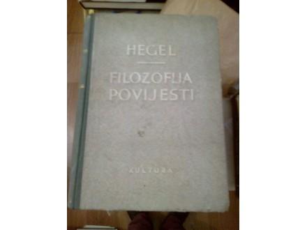 Filozofija povijesti - Hegel