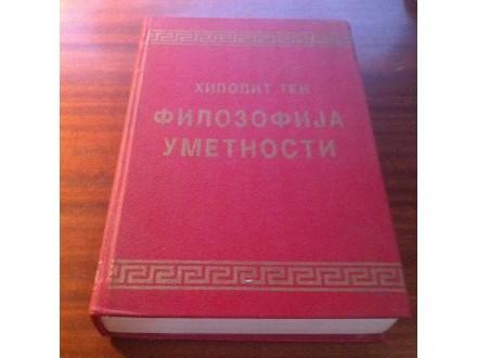 Filozofija umetnosti Hipolit Ten