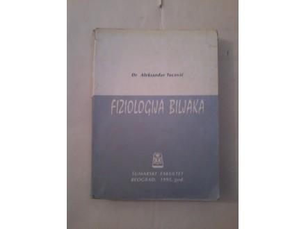 Filziologija biljaka - dr Aleksandar Tucović