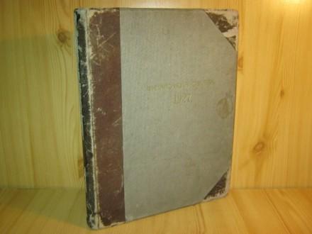 Finansijska sluzba iz 1927.god