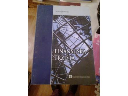 Finansijska tržišta - Jovo Jednak