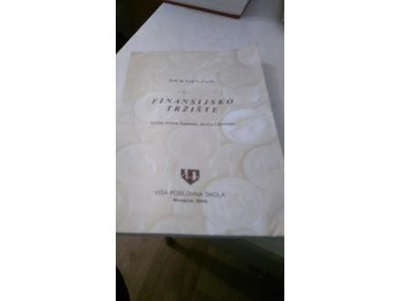 Finansijsko tržište - Uroš N. Ćurčić