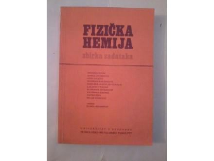Fizička hemija zbirka zadataka - Ovcin Jovanović Dražić