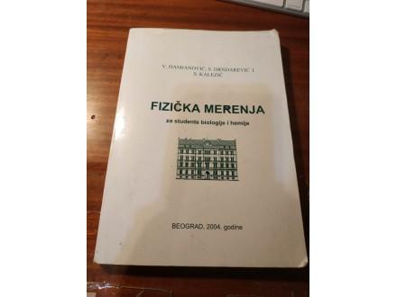 Fizička merenja Damjanović Drndarević Kalezić