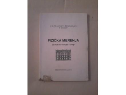 Fizička merenja - Damjanović Drndarević Kalezić