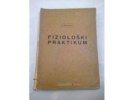 Fiziološki praktikum - Đuričić