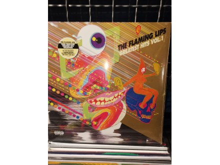Flaming Lips- Greatest hits