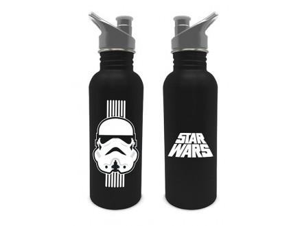 Flaša za poneti - SW, Stormtrooper, Metal - Star Wars