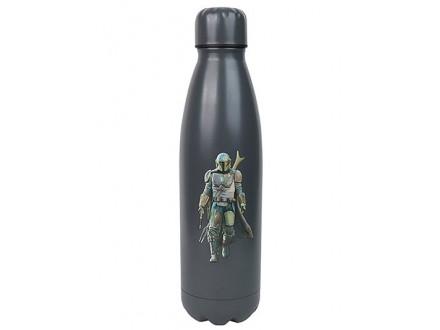 Flaša za vodu SW Mandalorian - Star Wars, The Mandalorian