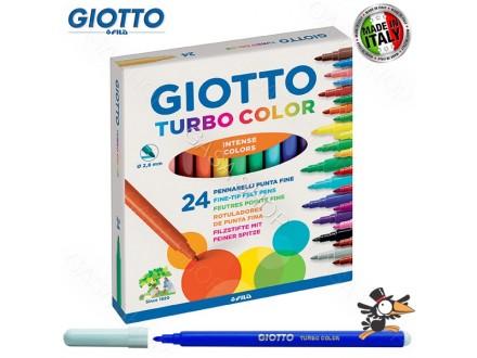 Flomasteri Fila Giotto 1/24 kom Art. 417000 - Novo