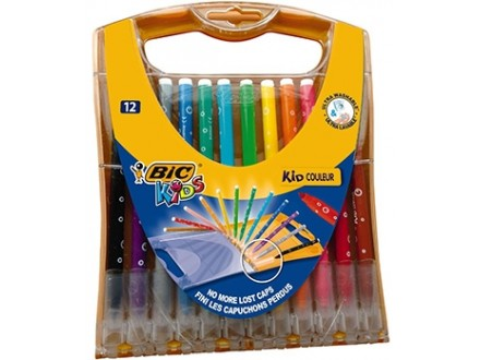 Flomasteri Kid Couleurs stand case