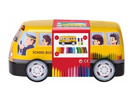 Flomasteri - Školski autobus, Faber-Castell - Faber-Castell