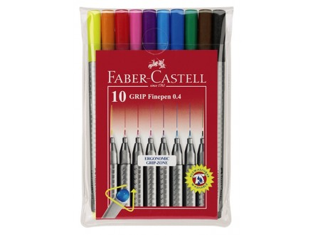 Flomasteri, lajner - Faber-Castell