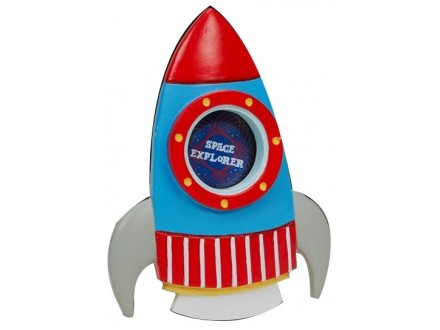 Foto-ram: Just4Kids, Rocket Shaped