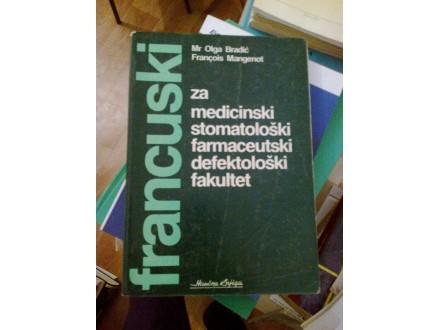 Francuski za medicinski stomatološki farmaceutski