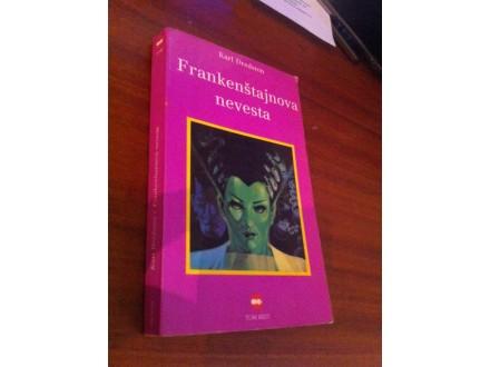 Frankenštajnova nevesta Karl Dredston