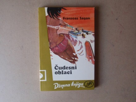 Fransoaz Sagan -  ČUDESNI OBLACI