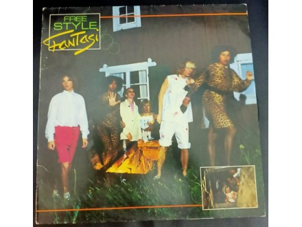 Free Style – Fantasi LP (MINT,1981)