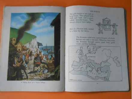 From Cavemen to Vikings,Od pećinskih ljudi do Vikinga