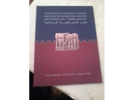 Frontiers of the Roman Empire - Breeze Jilek Thiel