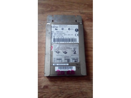 Fujicu Siemens Amilo A1650G hard disk i fioka