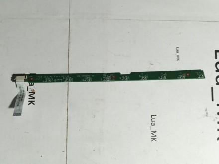 Fujitsu Amilo M1437G LED signalizacija