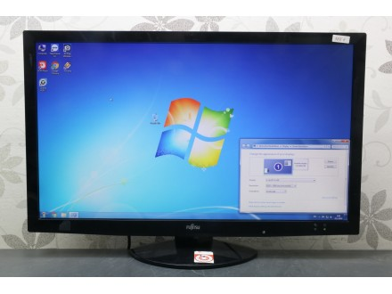 "Fujitsu Siemens 27"" LED monitor / Full HD / 2xHDMI 2453"