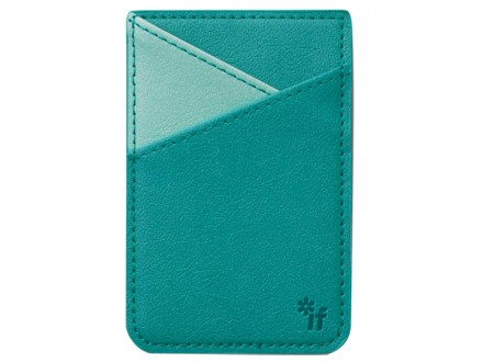 Futrola - Bookaroo Phone Pocket, Turquoise