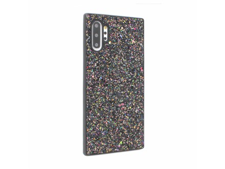 Futrola Glitter za Samsung N975 Galaxy Note 10 Plus crna