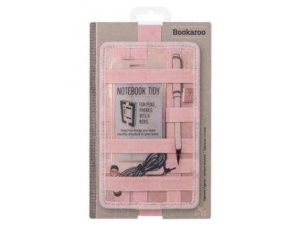 Futrola - Notebook, Bookaroo Tidy Rose Gold